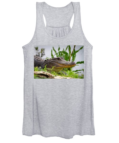 Alligator Women's Tank Top