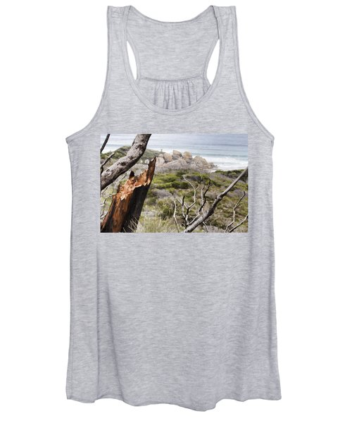 The Death Of A Tree V2 Women's Tank Top