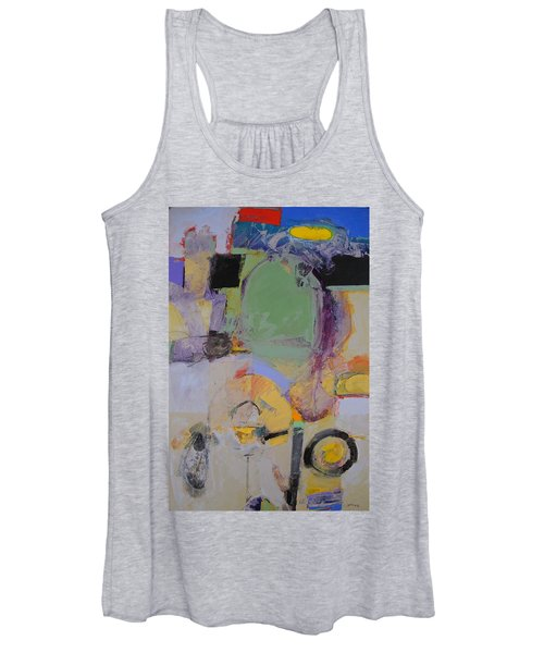 10th Street Bass Hole Women's Tank Top