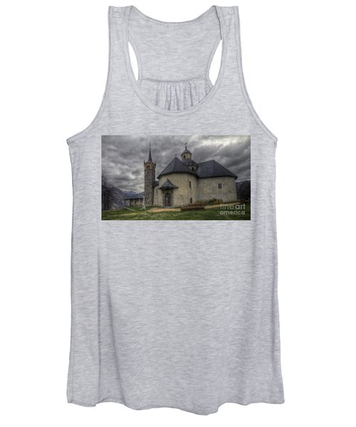 Baroque Church In Savoire France 6 Women's Tank Top