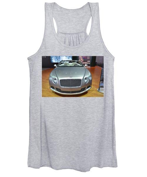 Bentley Starting Price Just Below 200 000 Women's Tank Top