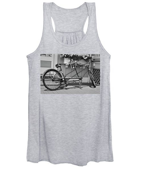 Bicycle For Two Women's Tank Top