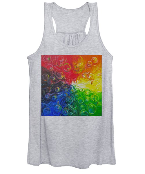 Birth Of Color Women's Tank Top