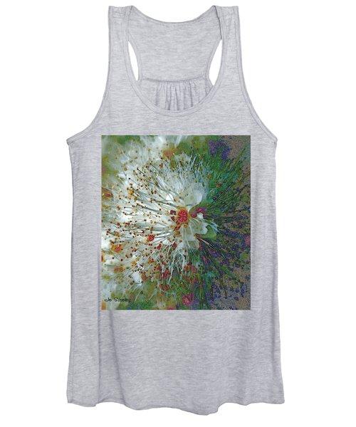 Bouquet Of Snowflakes Women's Tank Top