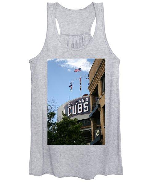 Chicago Cubs Women's Tank Top