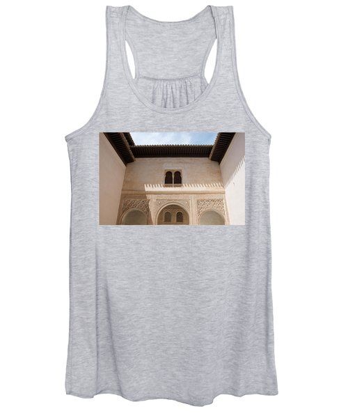 Courtyard Roof Alhambra Women's Tank Top