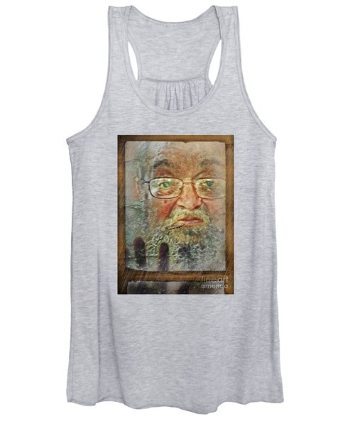 Don't You See Me?  I'm Here. .  Women's Tank Top
