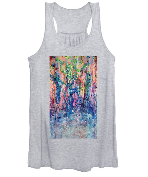Dream Of Our Souls Awake Women's Tank Top