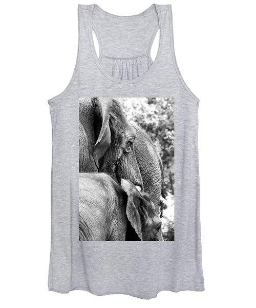 Elephant Ears Women's Tank Top