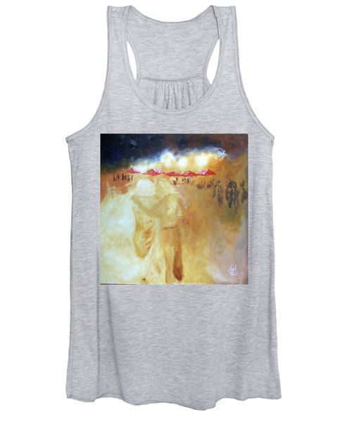 Golden Memories Women's Tank Top