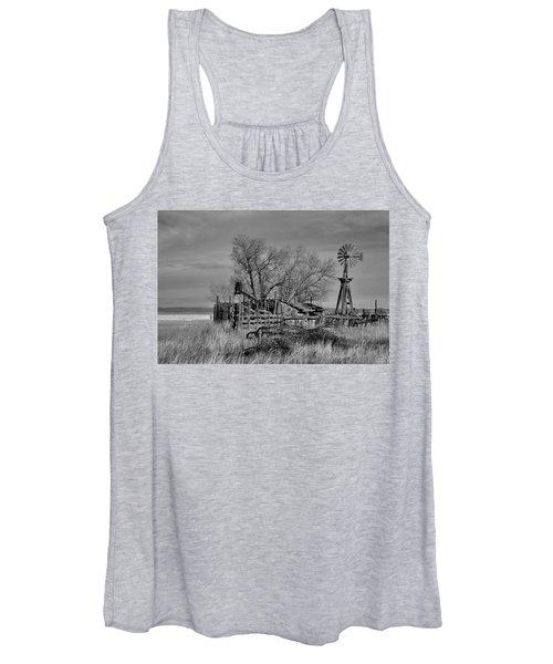 High Plains Wind Women's Tank Top