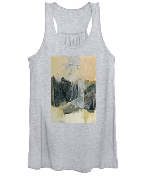 Hits And Mrs Or Kami Hito E  Detail  Women's Tank Top