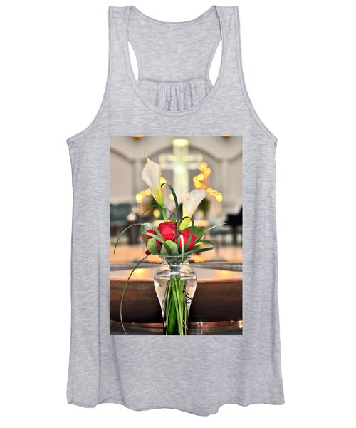 Holy Water Women's Tank Top