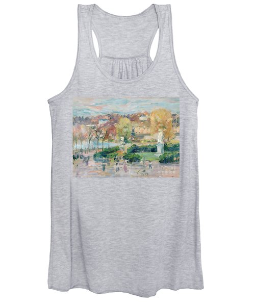 Landscape In Tours Women's Tank Top