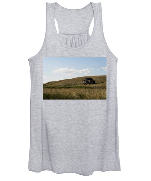 Little House On The Plains Women's Tank Top