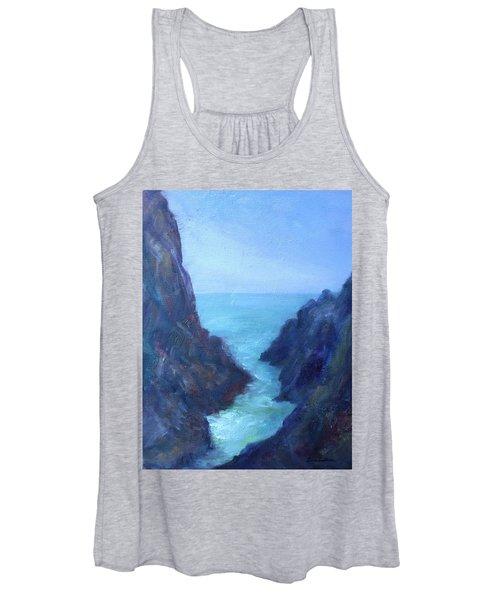 Ocean Chasm Women's Tank Top