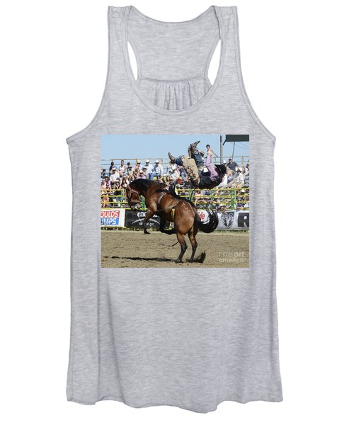 Rodeo Off In A Flash Women's Tank Top