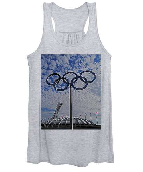 Olympic Stadium Montreal Women's Tank Top