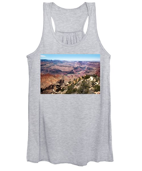 On The Rim Women's Tank Top