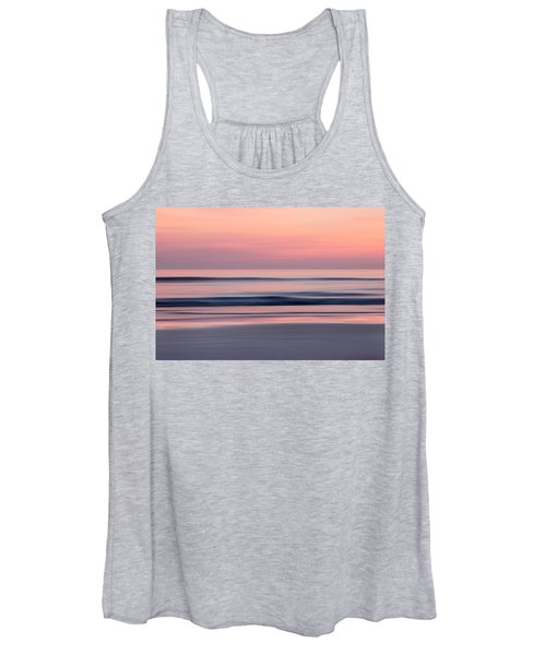 Predawn Surf I Women's Tank Top