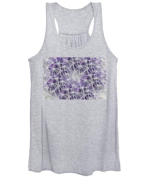 Purple Wishes Women's Tank Top