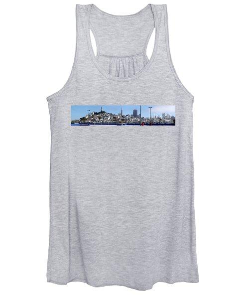 San Francisco Panorama Women's Tank Top