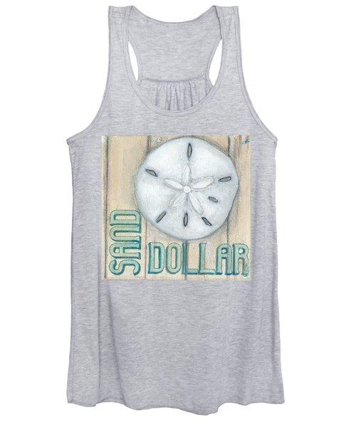 Sand Dollar Women's Tank Top