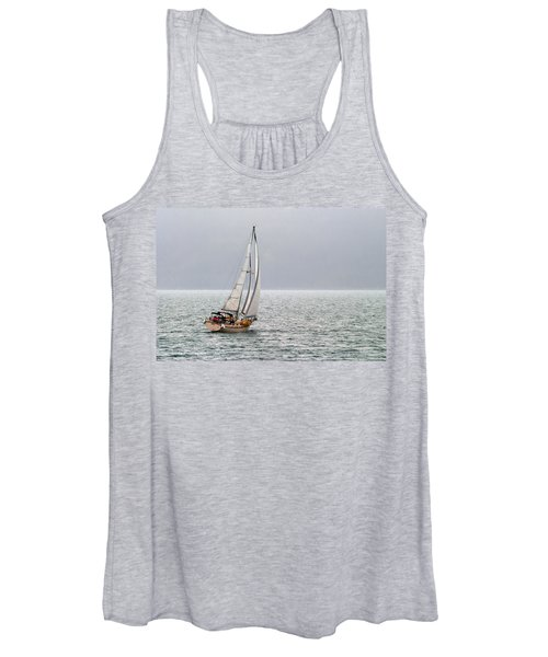 Setting Sail Women's Tank Top