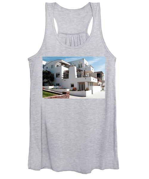 Strand Architecture Manhattan Beach Women's Tank Top