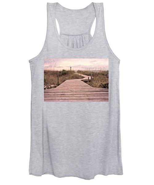 Subtle Bridge Women's Tank Top