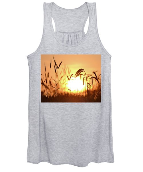 Sunset Rye IIi Women's Tank Top