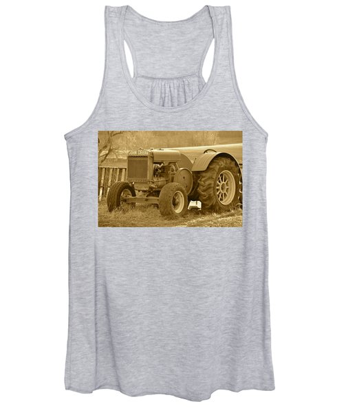 This Old Tractor Women's Tank Top