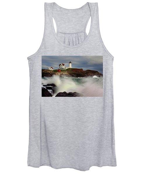 Thundering Tide Women's Tank Top