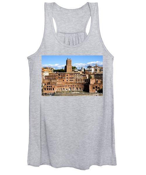 Trajan's Market  Women's Tank Top