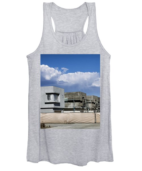 Under Construction Palm Springs Women's Tank Top
