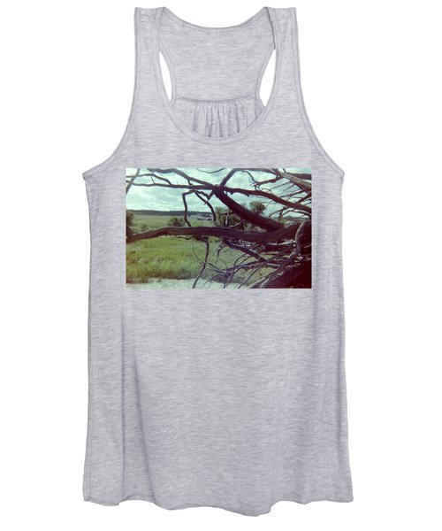 Uprooted Women's Tank Top