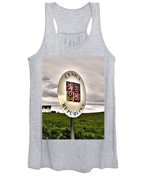 Without Borders ... Women's Tank Top
