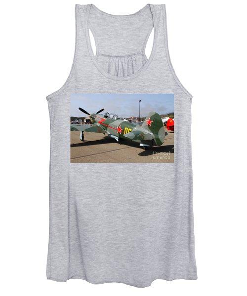 Yak 9u Airplane . 7d15792 Women's Tank Top