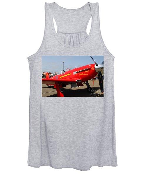 Yak 9u Airplane . 7d15795 Women's Tank Top
