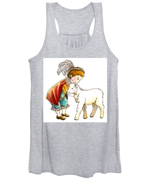 Prince Richard And His New Friend Women's Tank Top