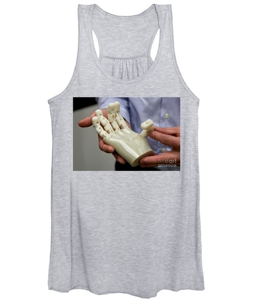 3d Printing, Additive Manufacturing Women's Tank Top