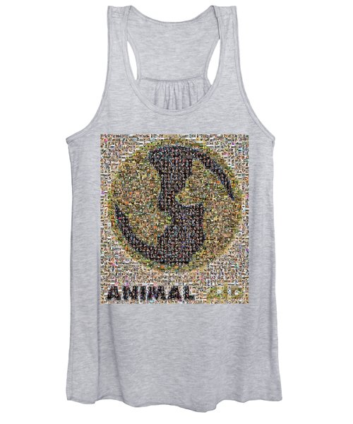 Animal Aid 2017  Women's Tank Top