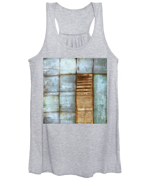 Art Print Sierra 3 Women's Tank Top