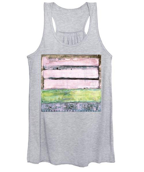 Art Print Sierra 5 Women's Tank Top