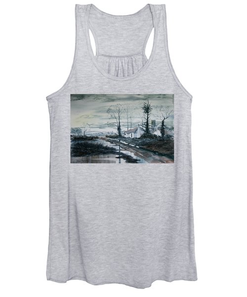 Back To Life Women's Tank Top