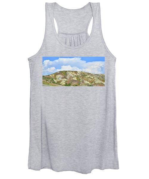 Badlands In Wyoming Women's Tank Top