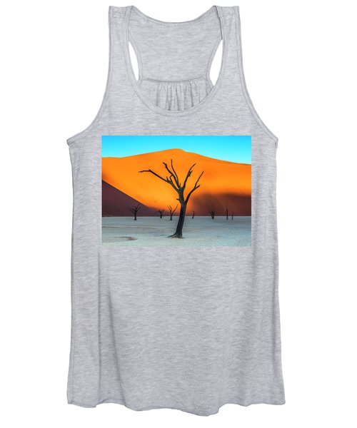 Beauty Lives Forever. Women's Tank Top