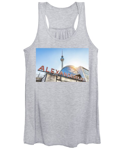 Berlin Alexanderplatz Women's Tank Top