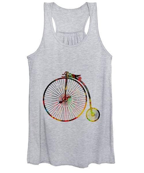 Bicycle Collection Women's Tank Top