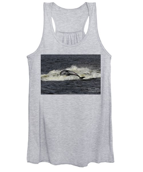 Bottlenose Dolphin Women's Tank Top